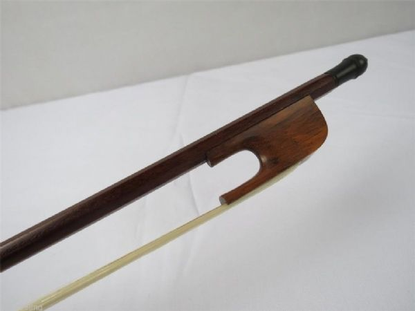 BAROQUE CELLO BOW, FINE BRAZILWOOD, HAND MADE, GREAT BALANCE, UK SELLER